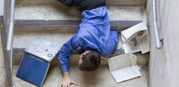 Who Requires The Slips Trips and Falls at Work Course